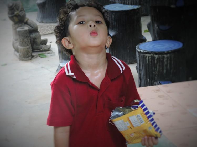 Oi's nephew